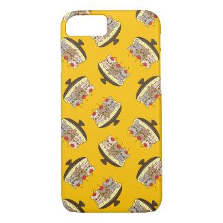 Capa iPhone 8/ 7 Estes Frenchies querem ser sua separação de banana