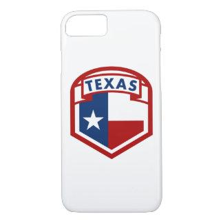 Capa iPhone 8/ 7 Estilo do protetor da bandeira de Texas
