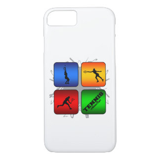Capa iPhone 8/ 7 Estilo urbano do tênis surpreendente (fêmea)
