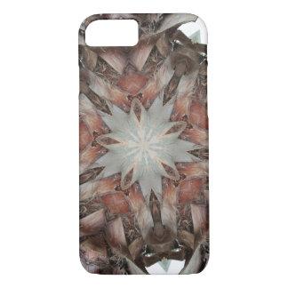 Capa iPhone 8/ 7 Estrela do design do caleidoscópio do tronco da
