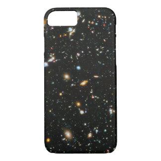Capa iPhone 8/ 7 Estrelas e galáxias do espaço profundo