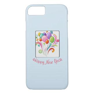 Capa iPhone 8/ 7 Eu-Caso Ano-Novo novo
