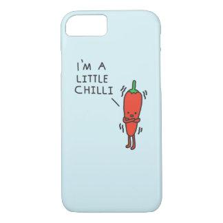 Capa iPhone 8/ 7 Eu sou um pimentão pequeno