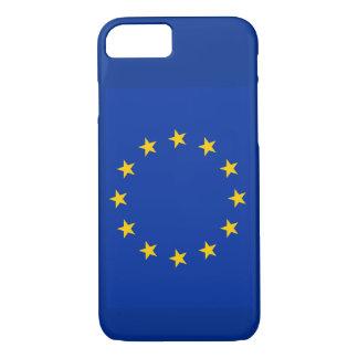 Capa iPhone 8/ 7 Europa estandarte