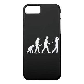 Capa iPhone 8/ 7 Evolução do golfe