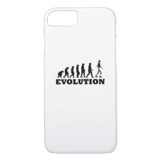 Capa iPhone 8/ 7 Evolução do robô engraçada