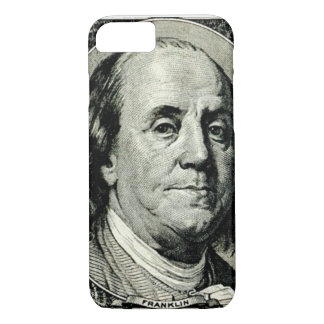 Capa iPhone 8/ 7 Exemplo de Ben Franklin