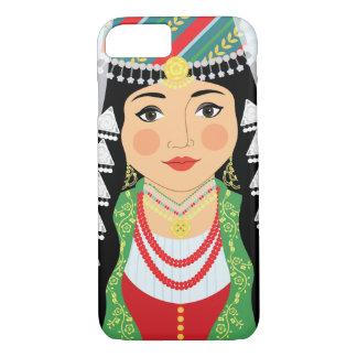 Capa iPhone 8/ 7 Exemplo de Matryoshka do libanês