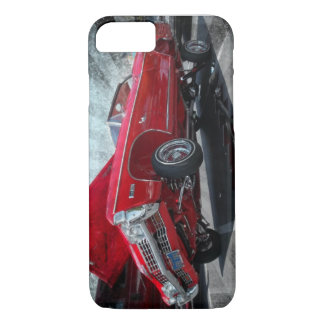 Capa iPhone 8/ 7 Exemplo de roda do Impala três do Lowrider