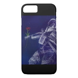 Capa iPhone 8/ 7 Exemplo do astronauta