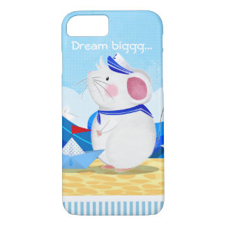 Capa iPhone 8/ 7 Exemplo do marinheiro do rato