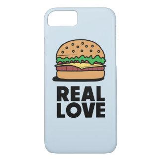 """Capa iPhone 8/ 7 """"Exemplo engraçado dos amantes do fast food do"""
