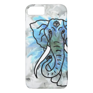 Capa iPhone 8/ 7 Exemplo legal do elefante