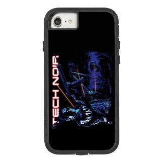 Capa iPhone 8/ 7 Exemplo Noir da tecnologia do terminal