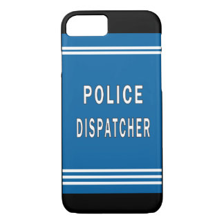 Capa iPhone 8/ 7 Expedidor da polícia