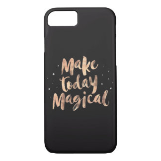 Capa iPhone 8/ 7 Faça hoje o caso mágico do iPhone 7