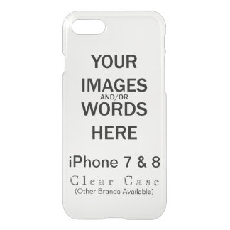 Capa iPhone 8/7 Faça-o você mesmo -