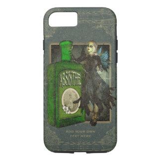 Capa iPhone 8/ 7 Fada gótico do absinto - La Fée Verte