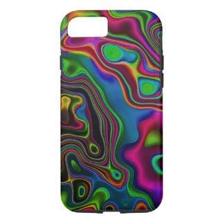 Capa iPhone 8/ 7 Fantasia vibrante 7