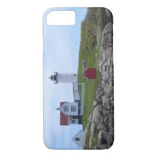 Capa iPhone 8/ 7 Farol do Nubble - Maine