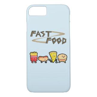 Capa iPhone 8/ 7 Fast food