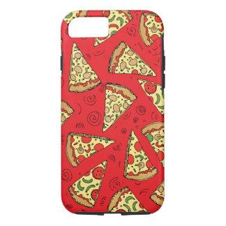 Capa iPhone 8/ 7 Fatias da pizza