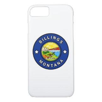 Capa iPhone 8/ 7 Faturamentos Montana