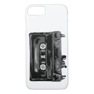 Capa iPhone 8/ 7 Fita preta