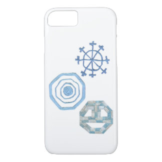 Capa iPhone 8/ 7 Floco de neve especial IPhone 7/8 de caso