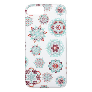Capa iPhone 8/ 7 Flocos de neve impetuosos