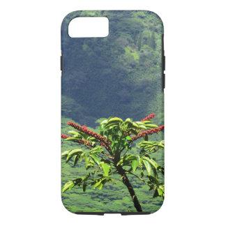 Capa iPhone 8/ 7 Flor da árvore de guarda-chuva