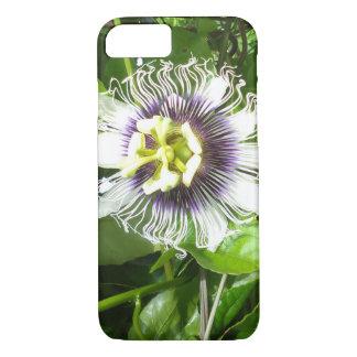 Capa iPhone 8/ 7 Flor da paixão