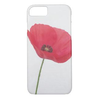 Capa iPhone 8/ 7 Flor da papoila