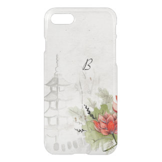 Capa iPhone 8/7 Flor de Lotus