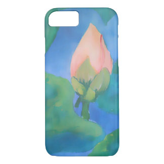 Capa iPhone 8/ 7 Flor de Lotus