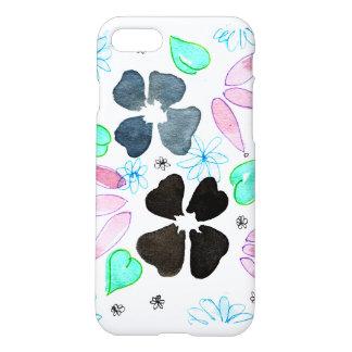 Capa iPhone 8/7 floral aloha