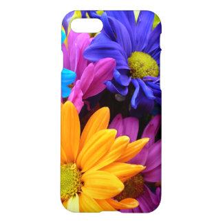 Capa iPhone 8/7 Floral bonito bonito do buquê vibrante da