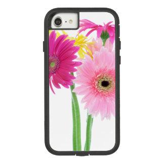Capa iPhone 8/ 7 Flores da margarida do Gerbera