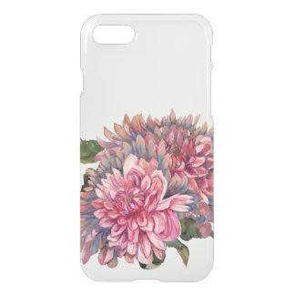 Capa iPhone 8/7 flores das dálias