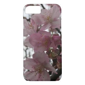 Capa iPhone 8/ 7 Flores de cerejeira adiantadas