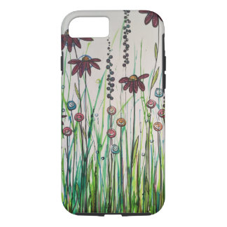 Capa iPhone 8/ 7 Flores do prado