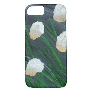 Capa iPhone 8/ 7 Flores em uma tempestade