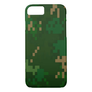 Capa iPhone 8/ 7 Floresta Camo