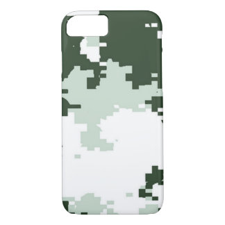Capa iPhone 8/ 7 Floresta Camo do inverno