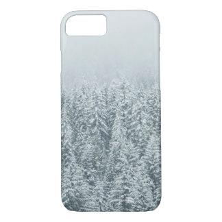 Capa iPhone 8/ 7 Floresta do inverno