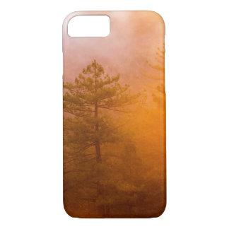 Capa iPhone 8/ 7 Floresta dourada da corriola