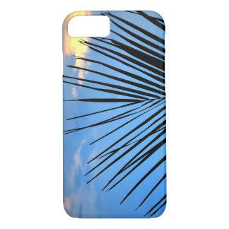 Capa iPhone 8/ 7 Folhas de palmeira