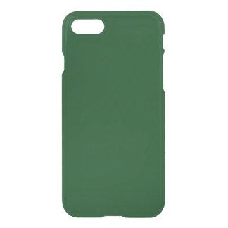 Capa iPhone 8/7 Forest Green customizável moderno