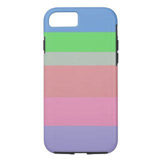 Capa iPhone 8/ 7 forma nova do estilo bonito macio bonito das cores