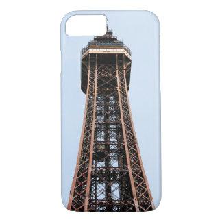 Capa iPhone 8/ 7 Foto da lembrança da torre de Blackpool